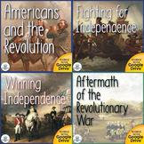 The American Revolution US History Unit Bundle