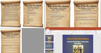 The American Revolution - Patriot Challenges in 1776 Full Lesson VIDEO PREVIEW