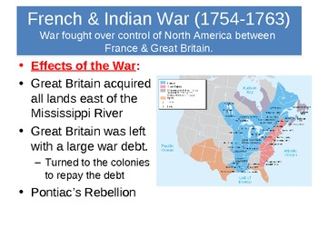 The American Revolution PowerPoint