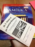 The American Revolution Review Booklet