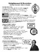 W22.4 - The American Revolution - Guided Notes (Blank & Filled-In)