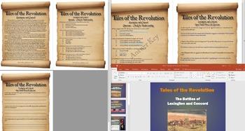 The American Revolution - Lexington and Concord Full Lesso