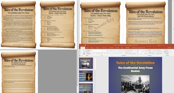 The American Revolution - The Liberation of Boston Full Lesson VIDEO PREVIEW