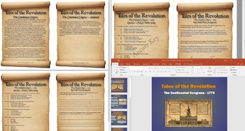 The American Revolution - The Continental Congress in 1775 VIDEO PREVIEW