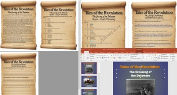 The American Revolution - The Crossing of the Delaware Full Lesson VIDEO PREVIEW