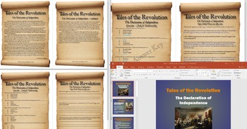 The American Revolution - The Declaration Full Lesson VIDEO PREVIEW