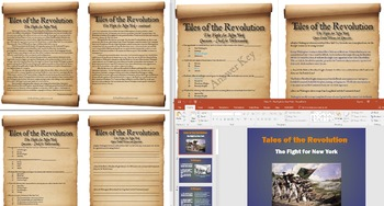 The American Revolution - The Fight for New York Full Lesson VIDEO PREVIEW