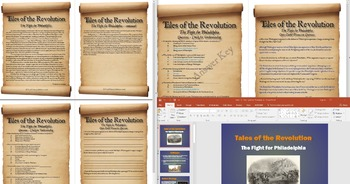 The American Revolution - Fight for Philadelphia 1777 Full Lesson VIDEO PREVIEW