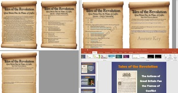 The American Revolution - The King in 1775 Full Lesson VID