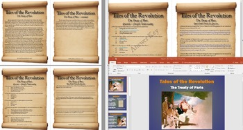 The American Revolution - The Treaty of Paris Full Lesson VIDEO PREVIEW