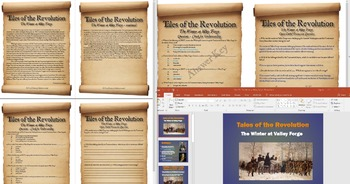 The American Revolution - The Winter at Valley Forge Full Lesson VIDEO PREVIEW