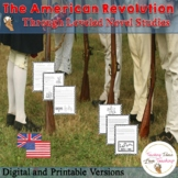 The American Revolution Through Leveled Text Literature Circles