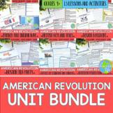 American Revolution UNIT BUNDLE