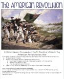 The American Revolution in North Carolina