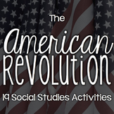 The American Revolution - the Revolutionary War