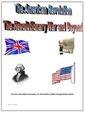 American Revolution Revolutionary War Bundle
