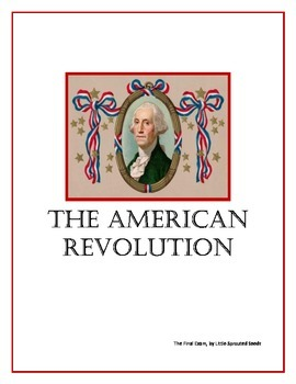 The American Revoultion, test