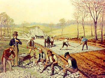 The American System (Early 1800s)- A Changing America