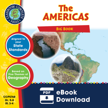 The Americas BIG BOOK - BUNDLE