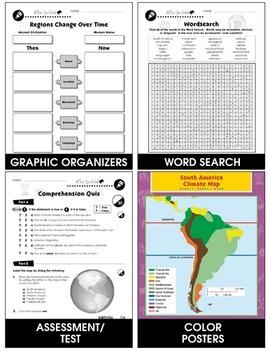 The Americas BIG BOOK Gr. 5-8