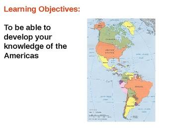 The Americas Challenge