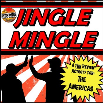 The Americas Jingle Mingle Fun Class Review Activity