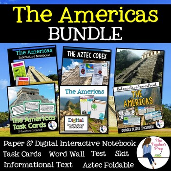 The Americas Unit Bundle