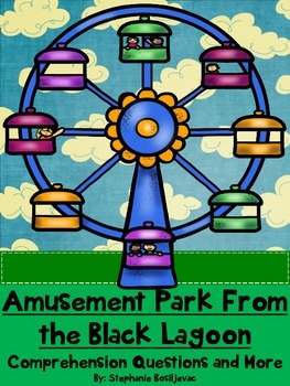 The Amusement Park From the Black Lagoon (Discussion Quest