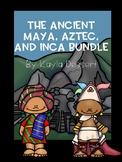 The Ancient Maya, Aztec, and Inca Bundle