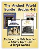 Ancient World Bundle for Middle-School Social Studies