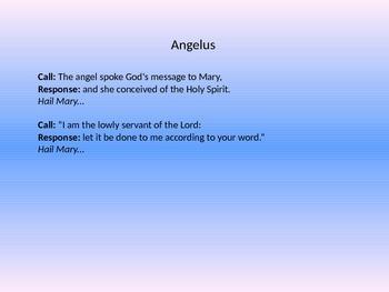 The Angelus For Children