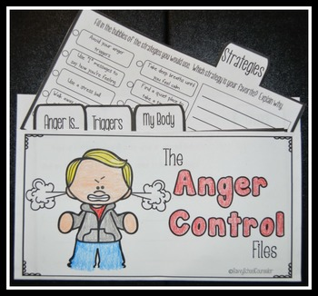The Anger Control Files