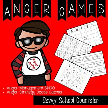 The Anger Games