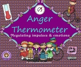 Anger Thermometer:  Regulating Impulses & Anger SMARTboard Lesson