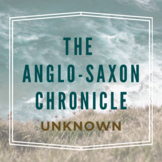 The Anglo-Saxon Chronicle (Medieval Primary Sources)