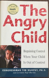 The Angry Child by Tim Murphy, PH.D