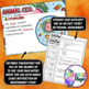 THE ANIMAL CELL SCIENCE DOODLE NOTES, INTERACTIVE NOTEBOOK, MINI ANCHOR CHART