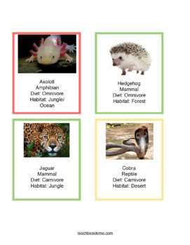 The Animal Guessing Game