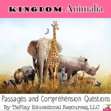 Animal Kingdom Science