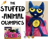 The Stuffed Animal Olympics! - Stuffed Animal Day