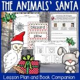 The Animal's Santa by Jan Brett Retelling Read Aloud Lesson Plan
