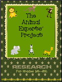 Animal Research, Animal Report, Plagiarism, Grit, Note-tak