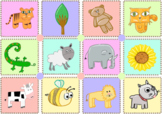 The Animals Song Poem - Fun Catchy Childrens' Poetry - inc