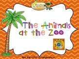 """The Animals at the Zoo"" songbook Mp3 Digital Download"