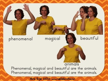 """""""The Animals at the Zoo"""" songbook Mp3 Digital Download"""