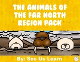 Animals of the Far North Region Pack