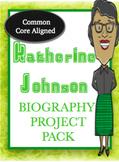 Katherine Johnson /Hidden Figures NASA Biography         P