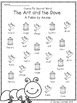 The Ant and the Dove Fable: CCSS Aligned Leveled Reading Passages and Activities
