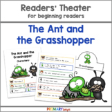 The Ant and the Grasshopper Readers' Theater