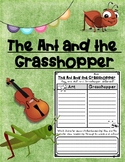 The Ant and the Grasshopper T-Chart --- Leadership